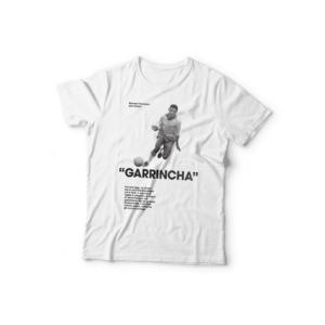 garrinchaTshirt