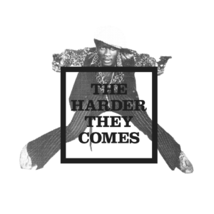 the harder logo
