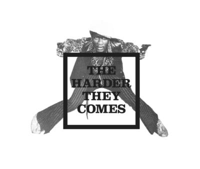 the harder logo